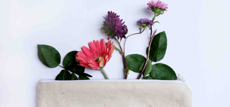 flowers-pouch